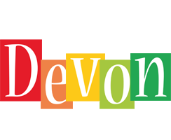 Devon colors logo