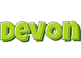 Devon summer logo
