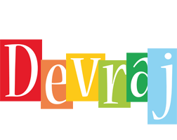 Devraj colors logo