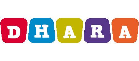 Dhara kiddo logo