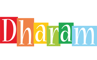 Dharam colors logo