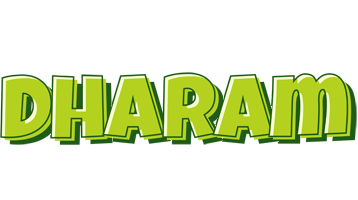 Dharam summer logo