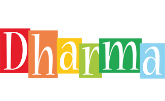 Dharma colors logo