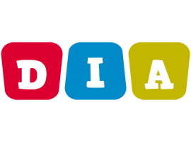 Dia kiddo logo
