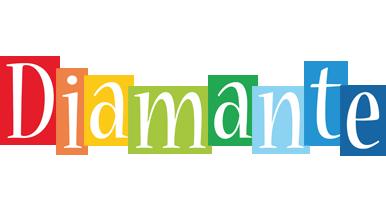 Diamante colors logo