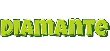 Diamante summer logo