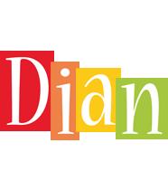 Dian colors logo