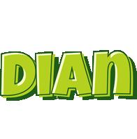 Dian summer logo