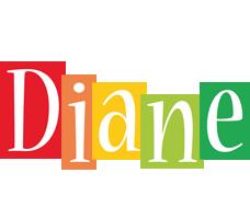 Diane colors logo