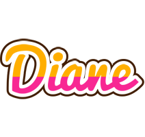 Diane smoothie logo
