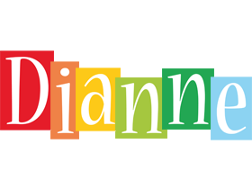 Dianne colors logo