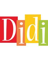 Didi colors logo