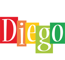 Diego colors logo
