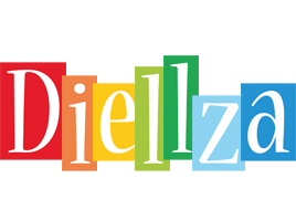 Diellza colors logo
