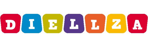 Diellza kiddo logo