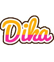 Dika smoothie logo