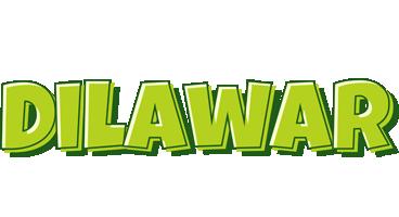Dilawar summer logo