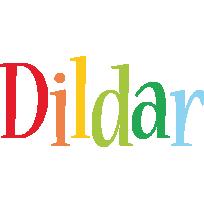 Dildar birthday logo