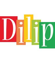 Dilip colors logo