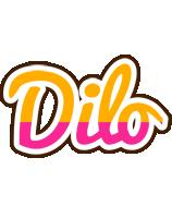 Dilo smoothie logo