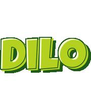 Dilo summer logo