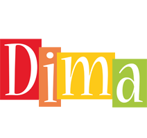 Dima colors logo