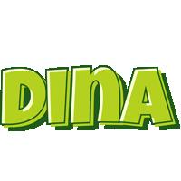 Dina summer logo
