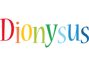 Dionysus birthday logo
