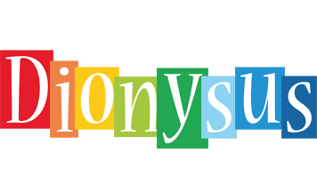 Dionysus colors logo