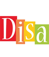 Disa colors logo