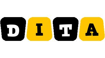 df59ddc4405 Dita boots logo