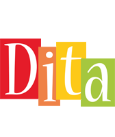 Dita colors logo
