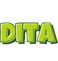 Dita summer logo