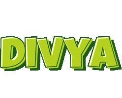 Divya summer logo