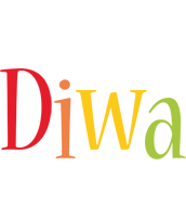 Diwa birthday logo
