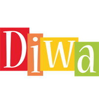 Diwa colors logo