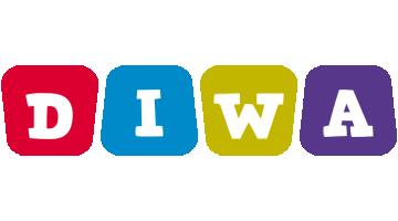 Diwa kiddo logo