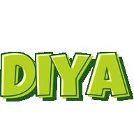 Diya summer logo