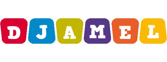 Djamel kiddo logo