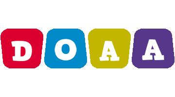 Doaa kiddo logo