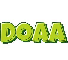 Doaa summer logo