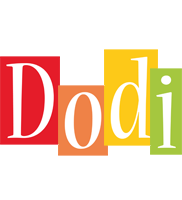 Dodi colors logo