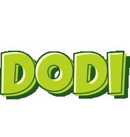 Dodi summer logo