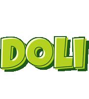 Doli summer logo