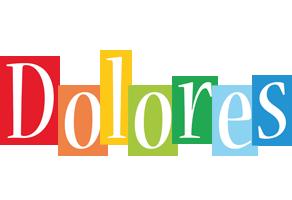 Dolores colors logo