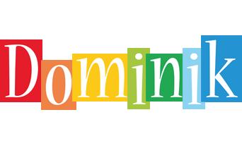 Dominik colors logo