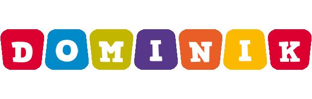 Dominik kiddo logo