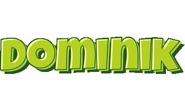 Dominik summer logo