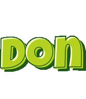 Don summer logo