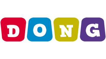 Dong kiddo logo